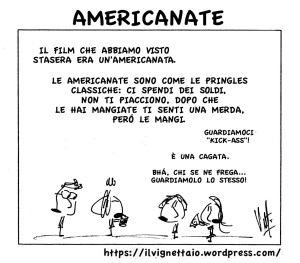 Vignetta americanate