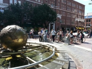 EarthSphere at Kendall Sq