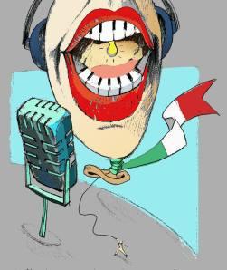 L'Italia Chiamo` - Logo